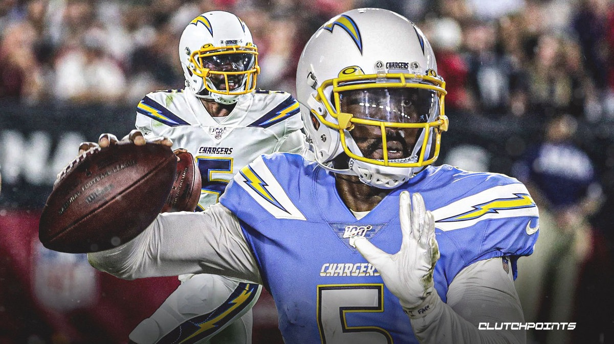 Tyrod Taylor Chargers