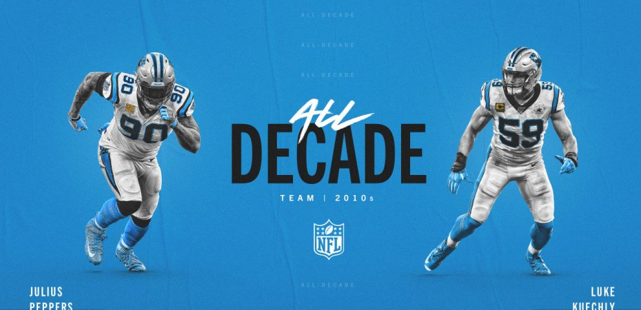 Panthers Decade Team